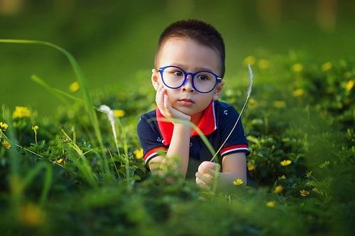 intelekt otroka