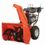 Snežna freza Ariens Deluxe 28 je robustna naprava